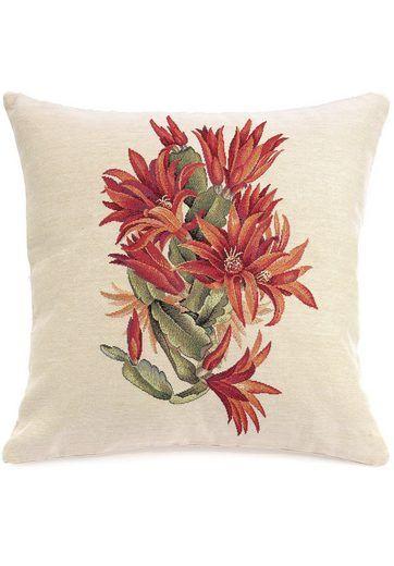 Kissen mit Blumenmotiv Kaktusblüte  https://www.otto.de/p/casa-di-bassi-kissen-xmas-cactus-640620461/#variationId=640620462