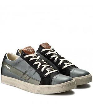 Pantofi Sport Piele Diesel Vintage barbati