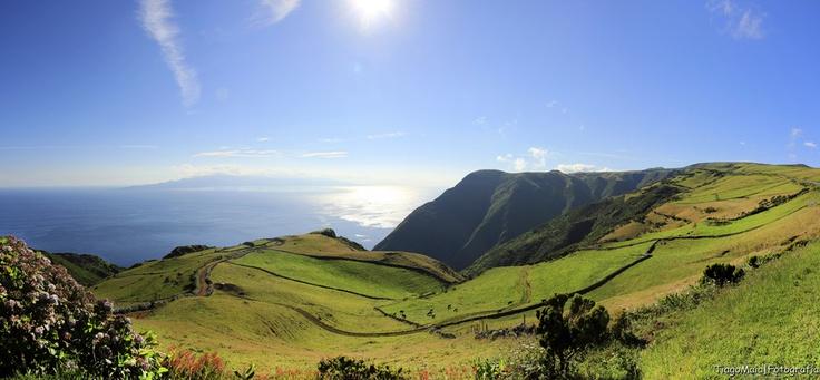 Vista para Graciosa, Açores