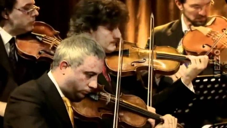 Il Giardino Armonico - Vivaldi - Concerto for four violins in B minor RV...