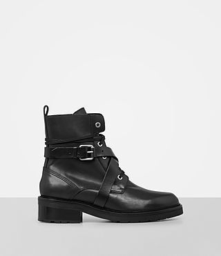 Womens Fever Boot (Black) - product_image_alt_text_1