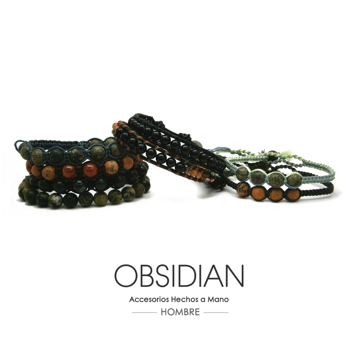 Obsidian #Accesorios para #Hombre síguenos en #Facebook | Obsidian #Men's #Accessories #follow us on #Facebook https://www.facebook.com/Obsidianjoyeriaartesanal