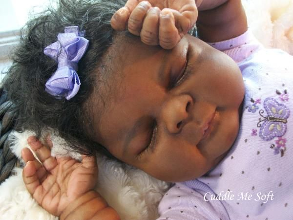 Aa Ethnic Reborn Baby Girl For Sale Sold Out Libby Kit