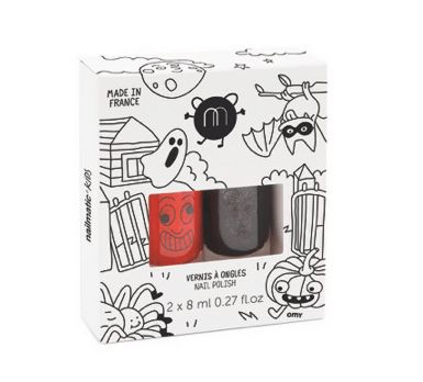 Nailmatic Kids - Halloween set of two nail polishes | Scout & Co Kids