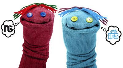 IF3 Ski Sock Puppet Show Contest