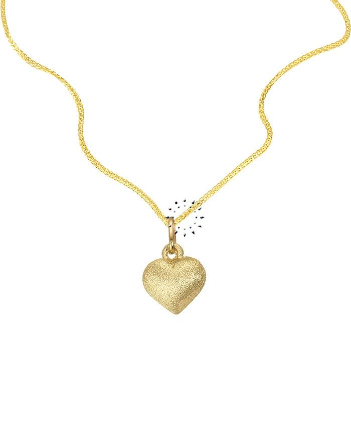 Κρεμαστό Καρδιά 14Κ Χρυσό  175€  http://www.kosmima.gr/product_info.php?products_id=13263