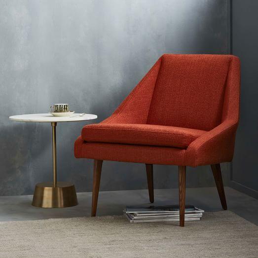 Parker Slipper Chair Chair Modern Home Furniture Furniture