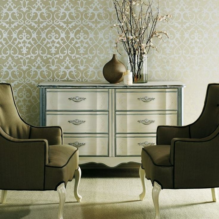 25 best ideas about commode laqu blanc on pinterest buffet chene buffet - Buffet baroque blanc ...