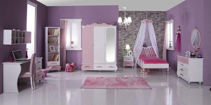 Παιδικό Δωμάτιο Princess Pink