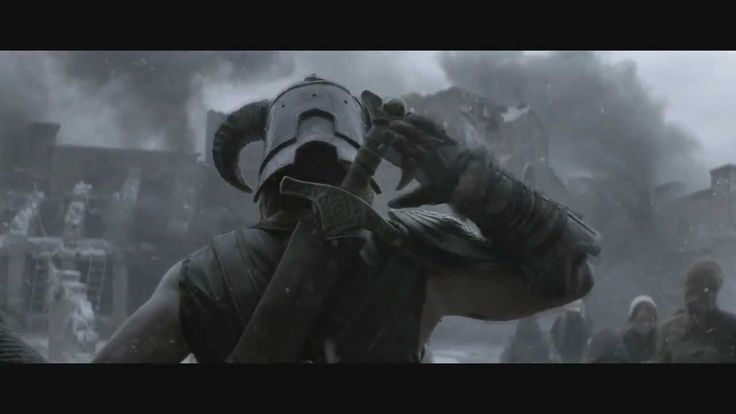 Skyrim Live Action Trailer - The Dragonborn Comes [malufenix]