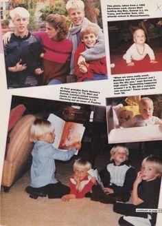 Nelson Color Spectacular : Nelson 1990. Brett Garsed, Gunnar Nelson, Joey Cathcart, Matthew Nelson, Bobby Rock, Paul Mirkovich: