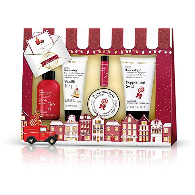 Baylis Harding Beauticology Special Delivery Red Pampering Gift