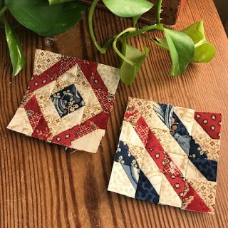 Betsy's Best .....quilts and more: Week 16 Moda BlockHeads Flags by Jan Patek