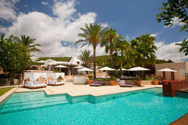 Hoteles fuera de la ciudad en España: Can Lluc (Ibiza)