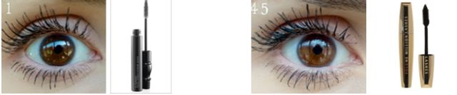 Beauty lab - mascaras / laboratorio da beleza - mascaras para cílios = MAC False Lashes Extreme Black Mascara /  L'Oreal Paris Volume Million Lashes Mascara