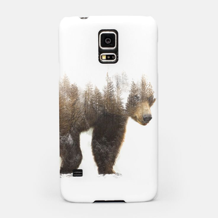 bear Samsung Case, Live Heroes