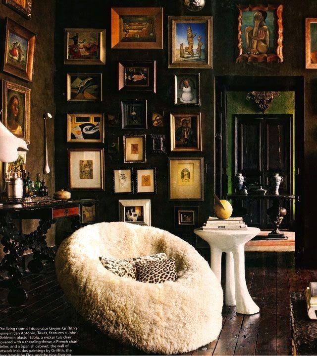91 best eclectic/eccentric interiors images on pinterest