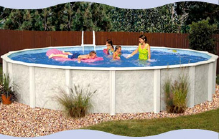 94 best images about above ground pool landscaping on for Above ground pool decks tulsa
