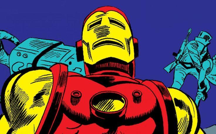 Iron Man Must-Reads - Marvel Comics