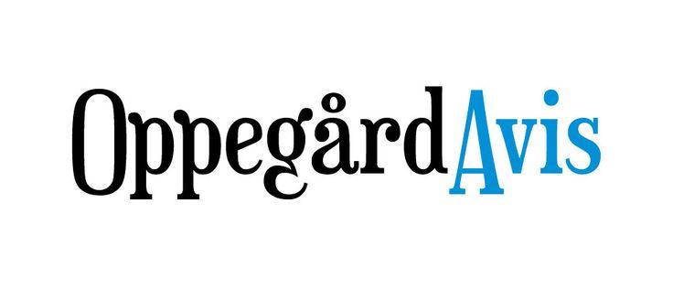 OppegårdAvis logo