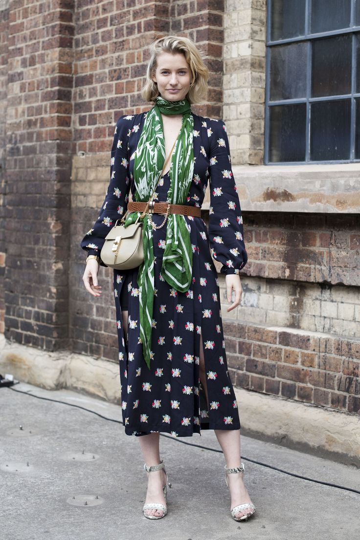 The Best Street Style From Sydney Fashion Week - ELLE.com