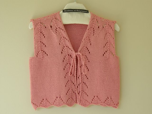 Ravelry: Project Gallery for berlingot pattern by Sandrine Bianco