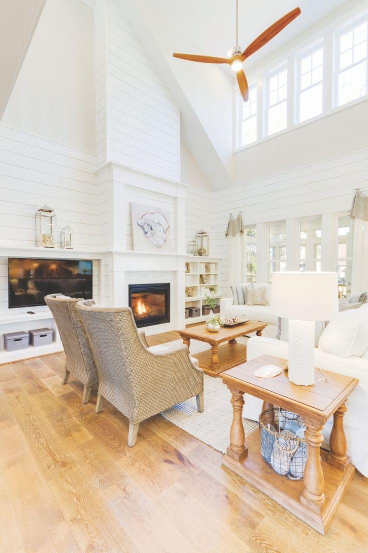 3398 best Coastal Casual: Living Rooms images on Pinterest   Coastal ...