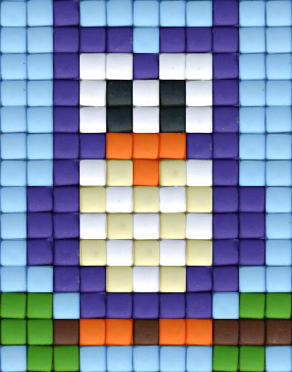 Owl - Pixelhobby / Pixelgift