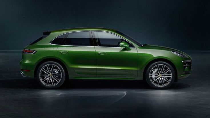 Porsche Macan Turbo: back with 440 horses