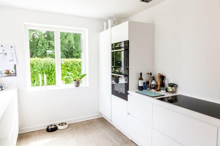 Ekspert i hvide køkkener