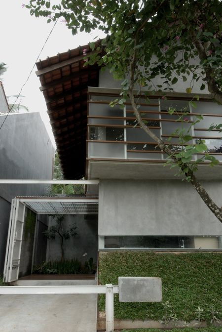 D-minution House - SUB. Studio for visionary design, Jakarta