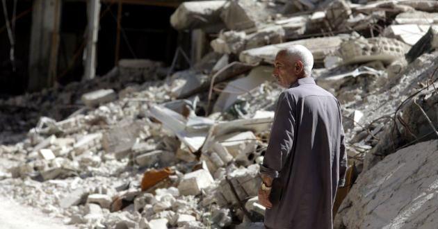Oaxaca Digital | Al menos 42 menores muertos en bombardeos en Siria en las últimas 36 horas