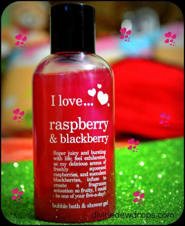 I Love... Raspberry & Blackberry