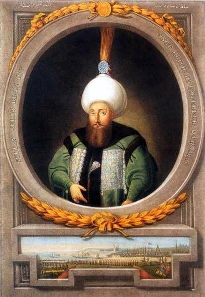 I MIEI SOGNI D'ANARCHIA - Calabria Anarchica: Selim III (Ottoman Turkish: سليم ثالث Selīm-i sāli...