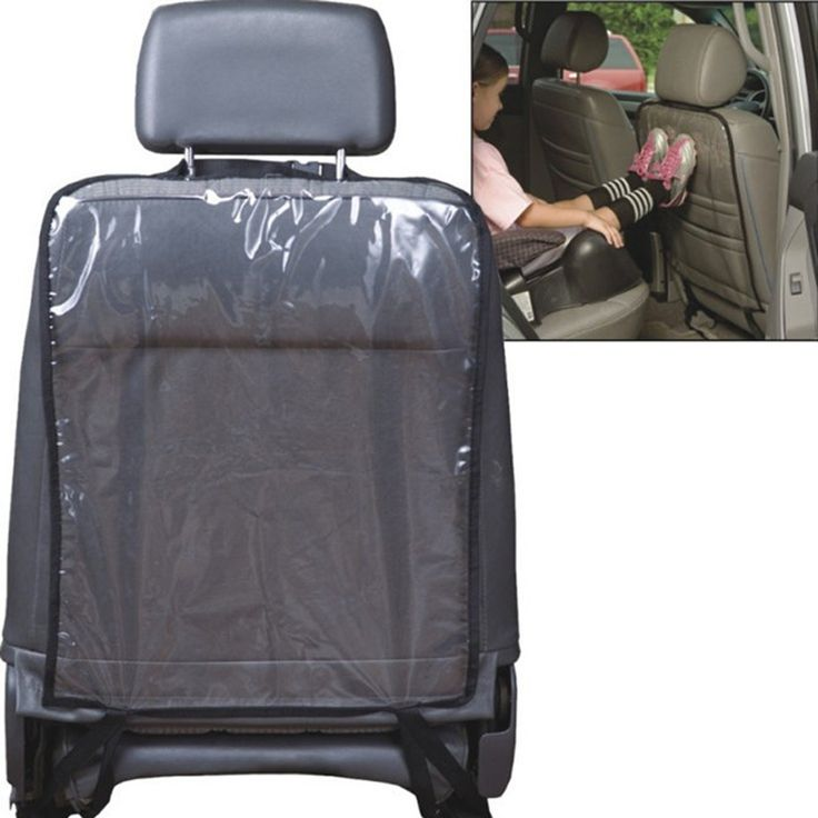 Car Auto Seat Back Protector Cover Backseat for Children Babies Kick Mat  Protects From Mud Dirt Clean E#A3