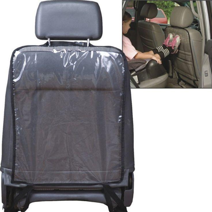 In Auto per Sedile Posteriore Della Copertura Della Protezione Sedile Posteriore per I Bambini Neonati Calcio Mat Protegge Da Mud Dirt Pulito E # A3