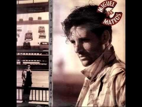 """Miguel Mateos - """"Llámame Si Me Necesitas"""" un clásico de Miguel y el rock argentino, del disco """"Solos en América"""" del año 1986"""