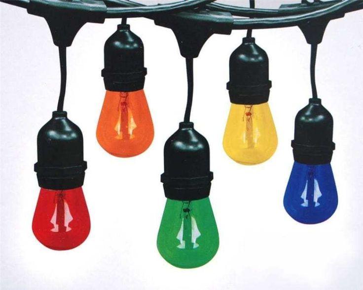 Feit String Lights Ideas : 25+ best ideas about Colored light bulbs on Pinterest Light bulb drawing, Light bulb art and ...