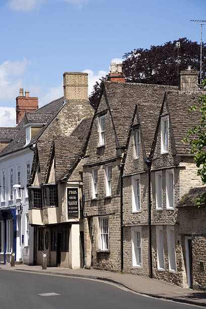 Cotswolds town, Cirencester, UK