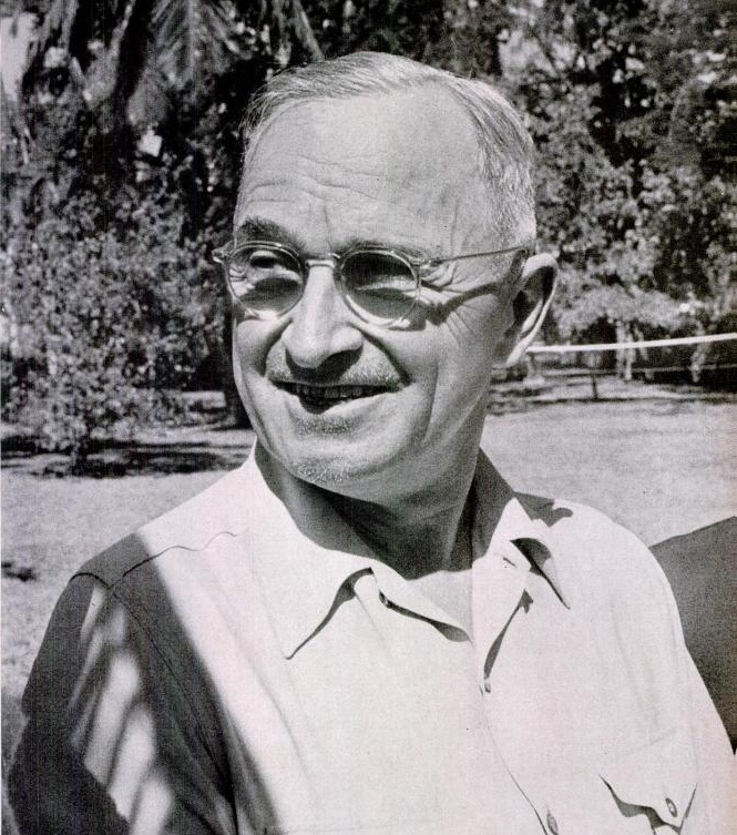 Harry S Truman – a brief summary