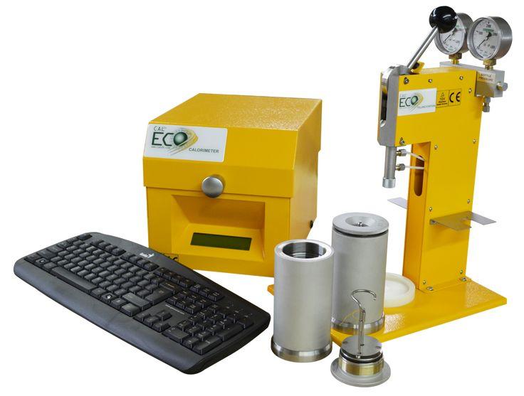 The complete ECO Bomb Calorimeter system - DDS CALORIMETERS