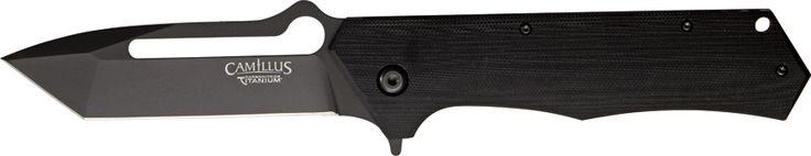 Camillus Ti Folding Knife Knives CM18683 - $77.95 #Knives #Camillus