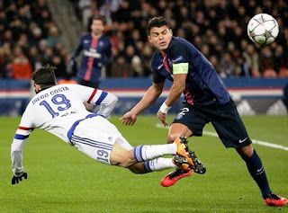 Blog Esportivo do Suíço:  Liga dos Campeões - Oitavas de final: PSG domina o Chelsea em Paris