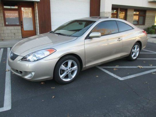 Coupe, 2004 Toyota Solara SE Coupe with 2 Door in Upland, CA (91786)