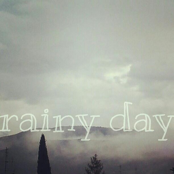 Rainy monday... - @barbara__bi- #webstagram