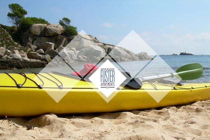 If you are a sea and #adventure #sports lover, you have a unique opportunity to #discover some of the secrets and charming corners of the #CostaBrava with a guided #kayaking #excursion.  Come on!