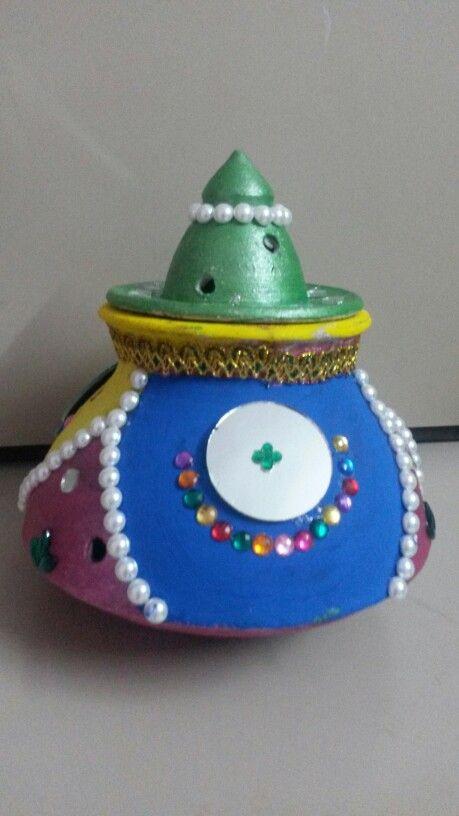Garba decoration by Maitri
