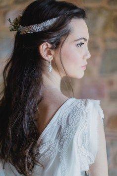 Bridal portrait. Shot by HannaMonika Wedding Photography.