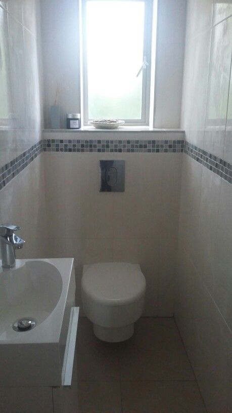 Guest Bathroom -After