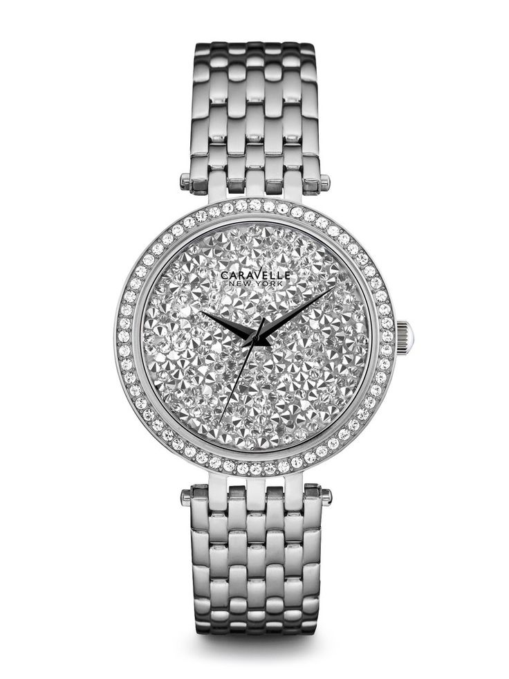 Caravelle new york women 39 s 43l160 watch retail price 120 in stock watches are 30 off for Retail price watches